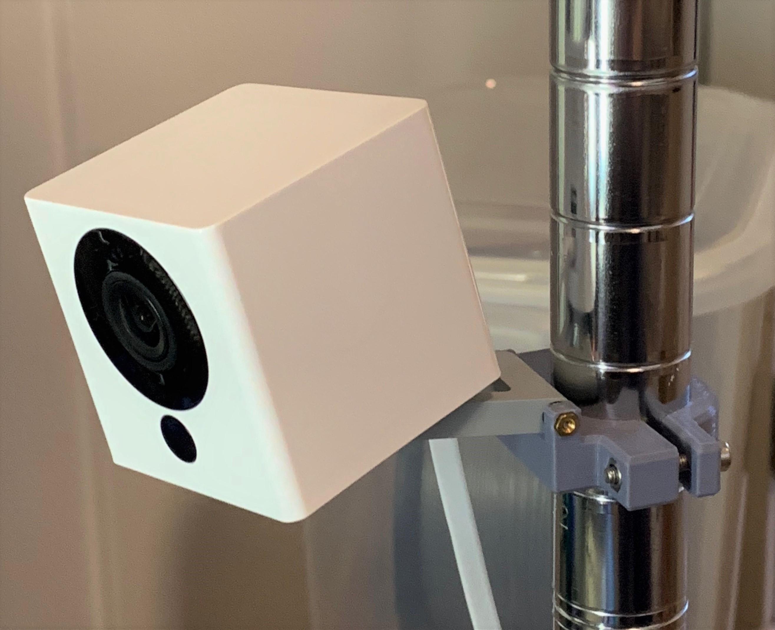 Cam Tube wyze cam tube mountmotocoder - thingiverse
