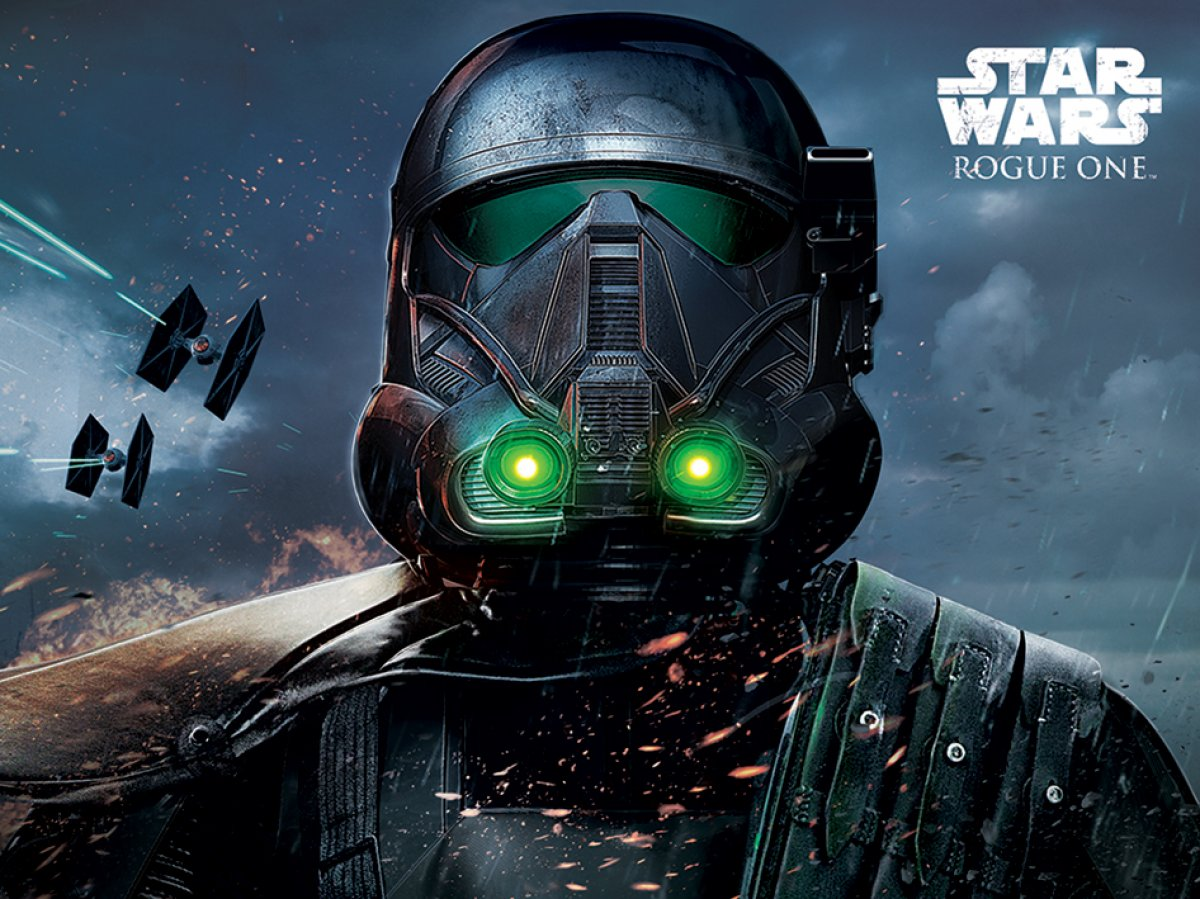 Star Wars Wallpaper Star Wars Death Trooper
