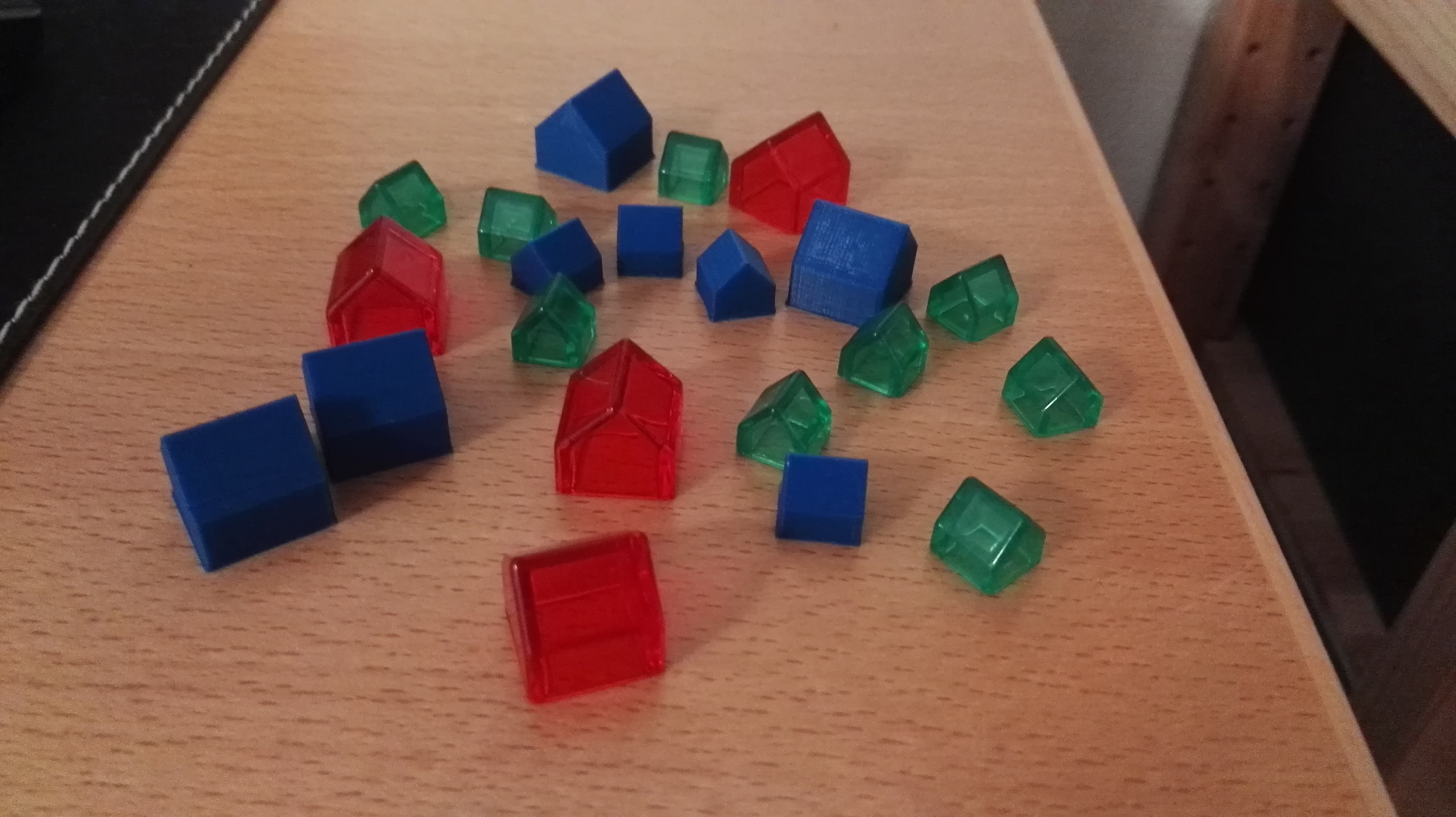 Monopoly Househotel By Vidoviccreate Thingiverse