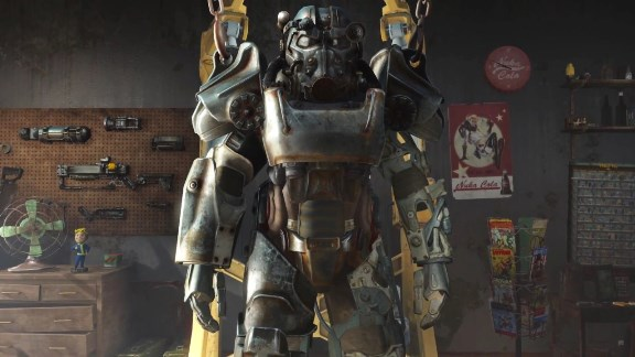 Fallout 4 T60 Full Armour and Frame by Jace1969 - Thingiverse