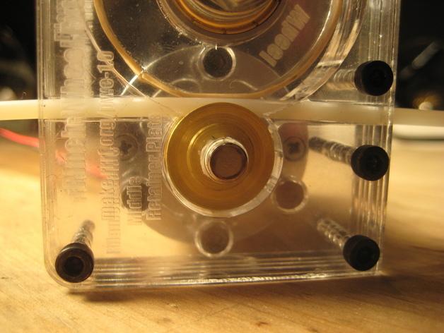 Pinch Wheel Extruder Prototype