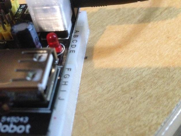 ywrobot power supply instructions
