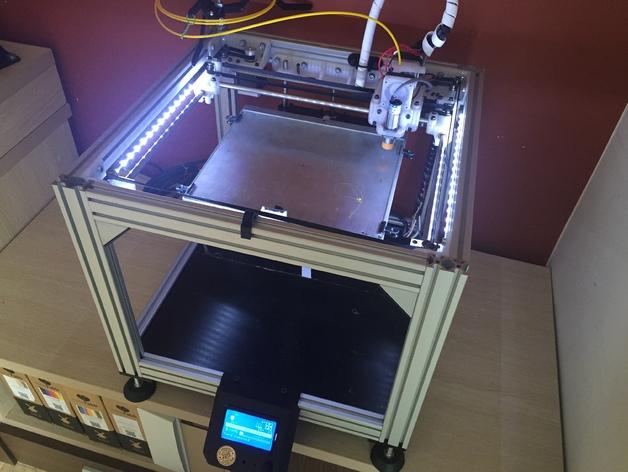 Lexy Core Xy 3d Printer Laser Engraver By Altrome