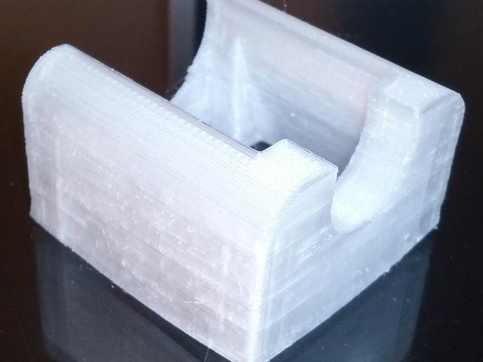 40mm Fan Shroud for E3D Hotend