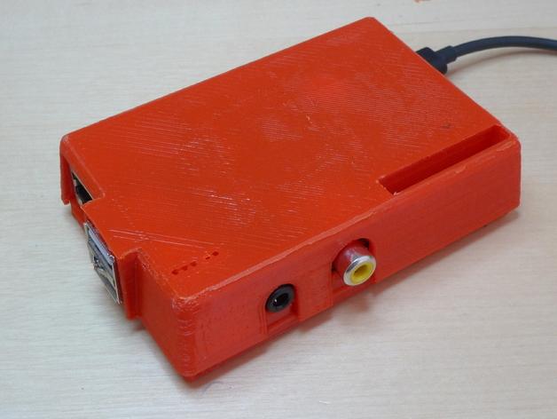 Case for original Raspberry Pi
