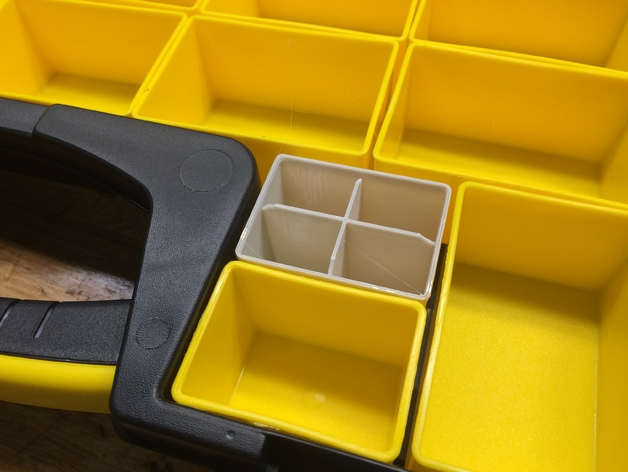 Small Parts Bins For Stanley 014725 25 Removable