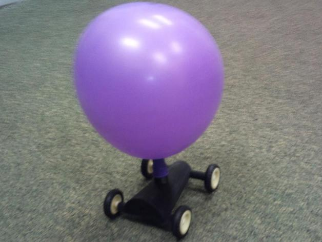 Balloon Powered Jet Car By Aphoticjezter Thingiverse