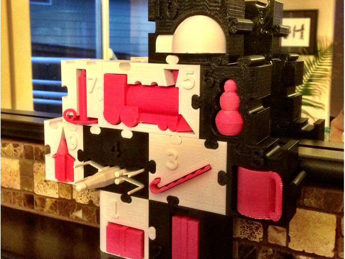 3D Printing Advent Calendar