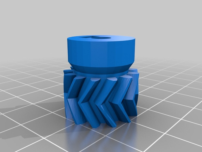 PrintrBot LC small extruder gear