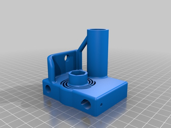 Wobbless X Mounts for MakerGear Prusa