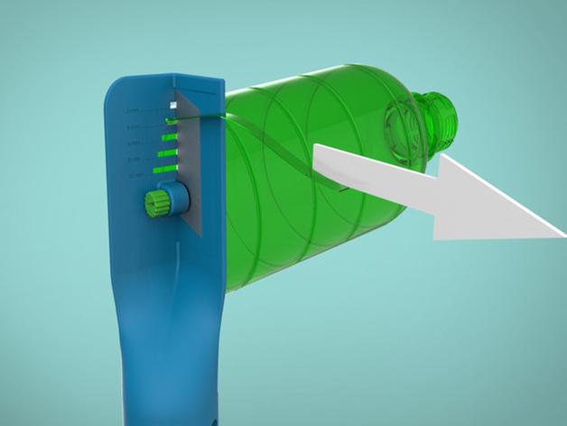Plastic Bottle Cutter D 233 Coupeur De Bouteilles Plastique By