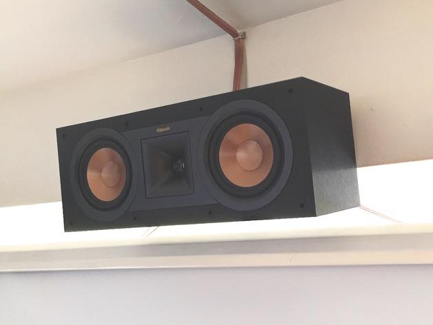 Klipsch R 25c Center Channel Speaker Wall Mount By