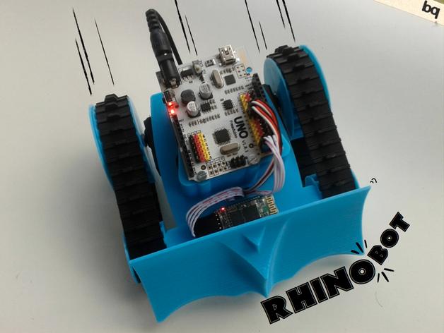 PrintBot Rhino