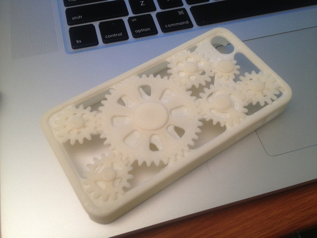 Gear iPhone case