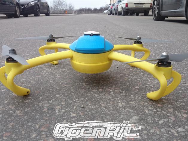 OpenRC Quadcopter (Beta)