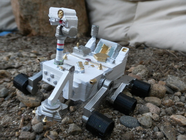mars rover thingiverse - photo #2