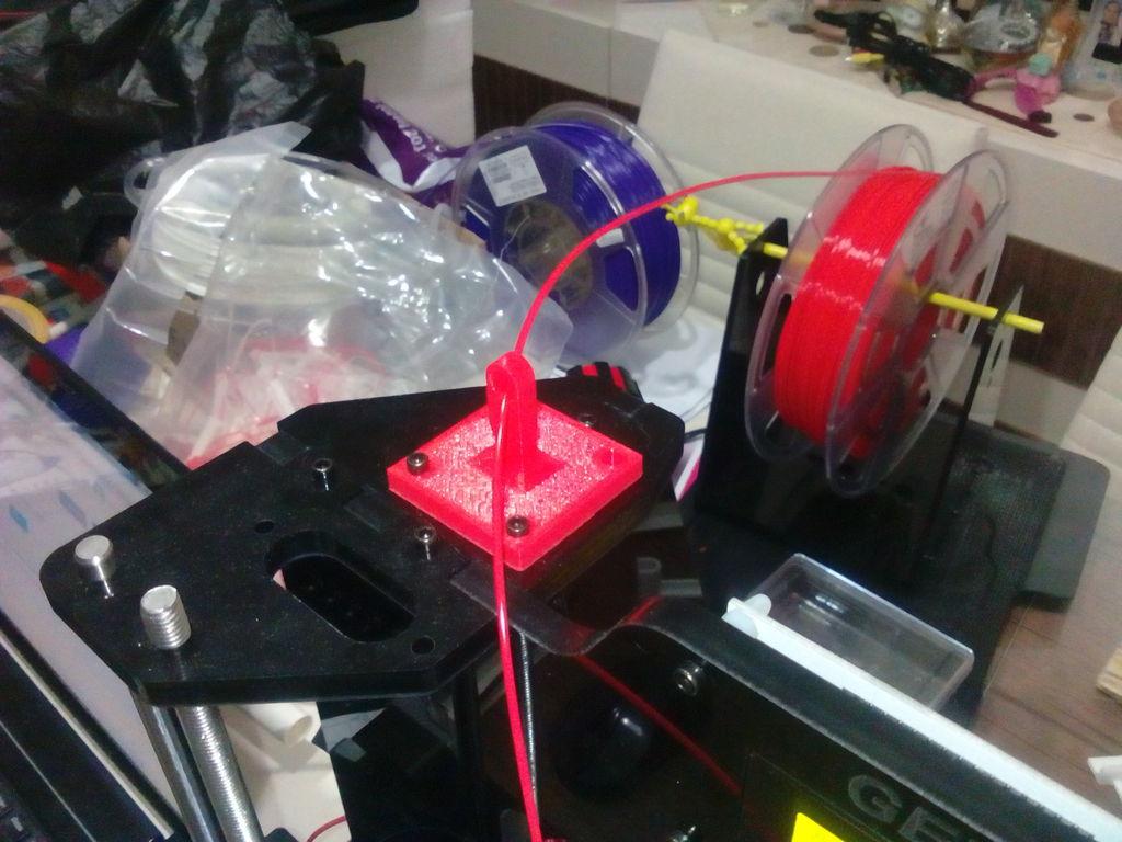 Geeetech Prusa i3 filament holder