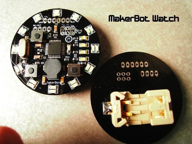 MakerBot Watch