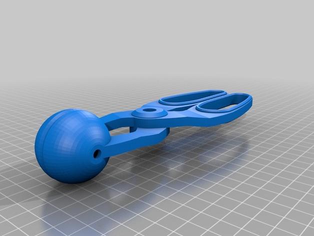 3D Printable Tools - The Meatball Maker