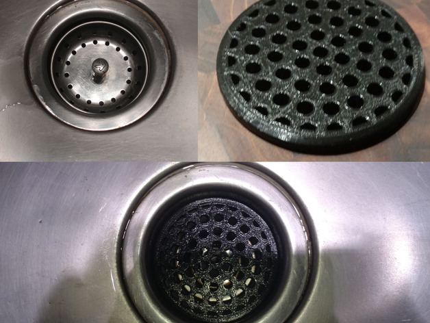 Kitchen Sink Drian Assembly