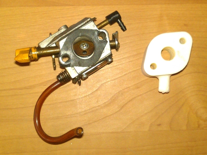 Carburetor Conversion To Natural Gas