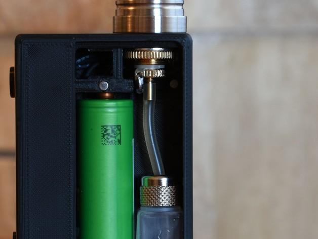 Box Mod YiHi SX350J bottom feeder (left squonkers)