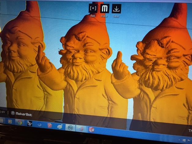 Aging grumpy Gnomes