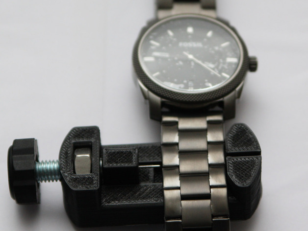 Watch Band Shortener Tool