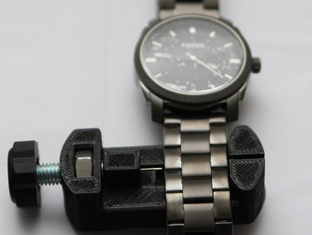 Watch Band Shortener Tool