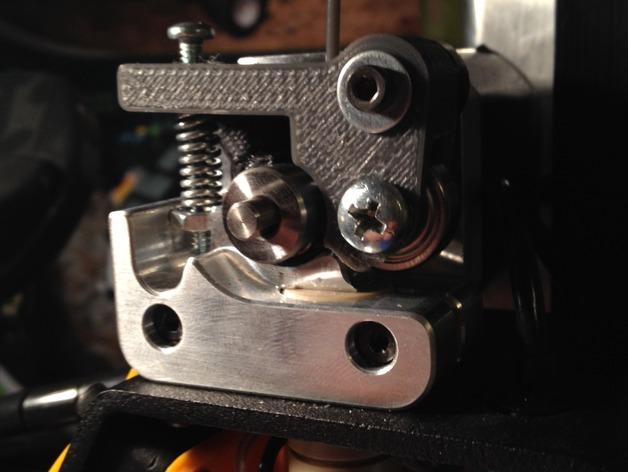 Printrbot Simple Metal Flexible Filament Extruder Arm