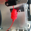 how to fix a leaking mk8 extruder