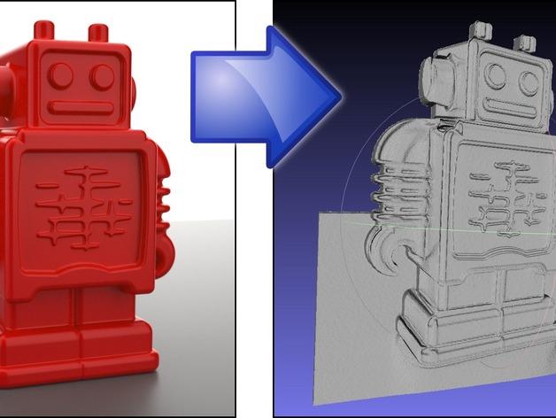 2D Image to STL Converter (Windows)