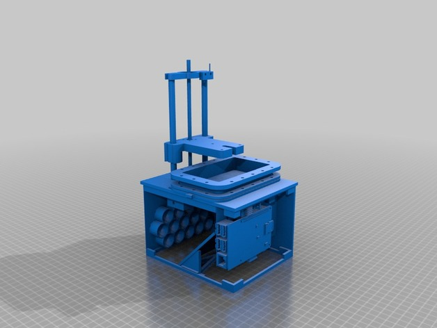 UV LCD SLA 3D Printer - Build Your Own SLA/SLS