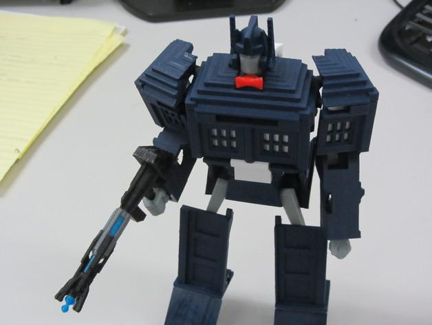 Tardis Transformer V2