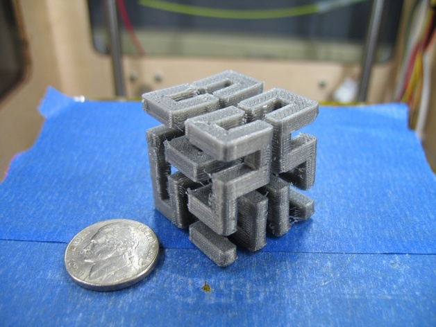 Hilbert Cube Success!