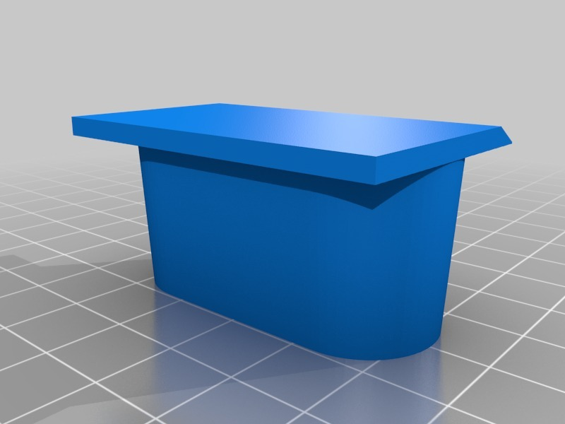 Glass Patio Table Rim Clip by Ettie Thingiverse
