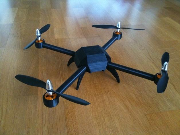 quad drone