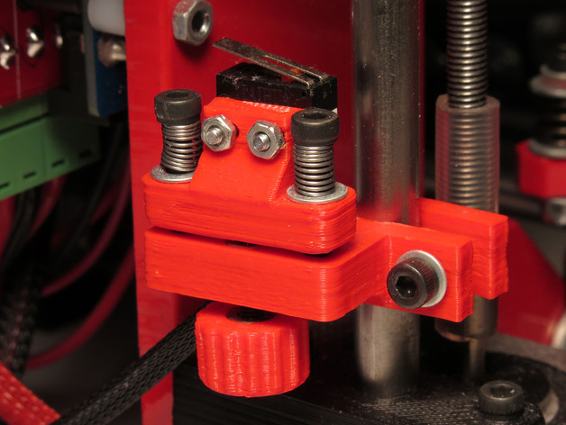 i3 Adjustable Z-Axis Micro Endstop