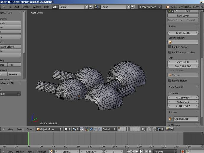 Learning To 3d Model For Print With Blender By Jasonwelsh