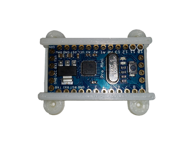 Arduino pro mini compatibles mount or holder by
