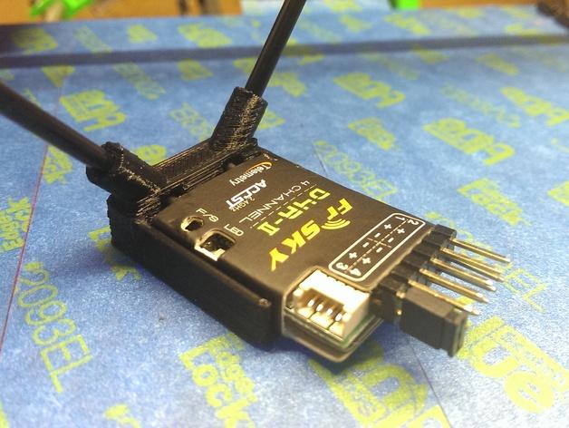 FrSky D4R Antenna V Mount (X4R & X4R-SB)