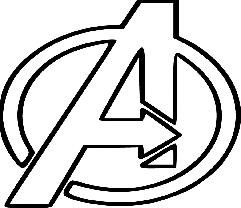 superhero symbols coloring pages - free coloring pages of superhero symbol