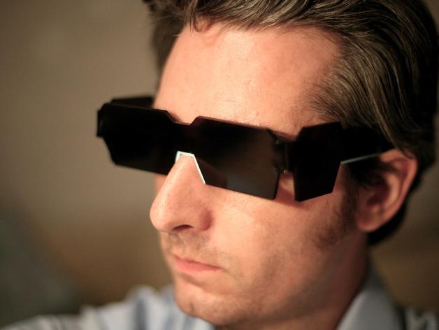 Flat Glasses