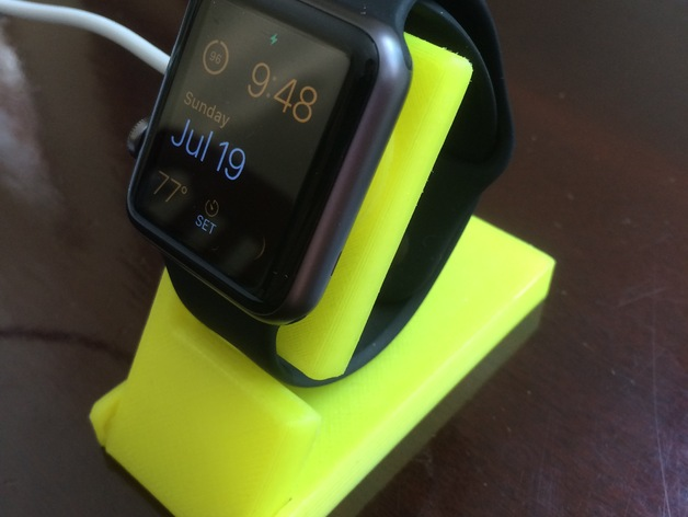 foldable apple watch support