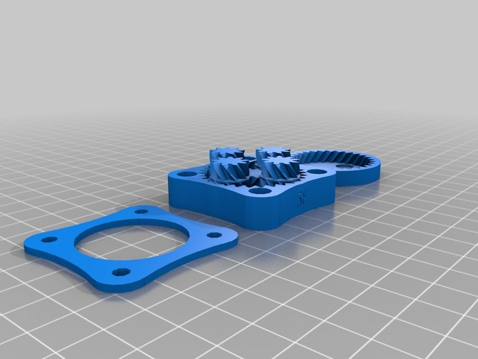 Nema17 Differential Planetary Gear