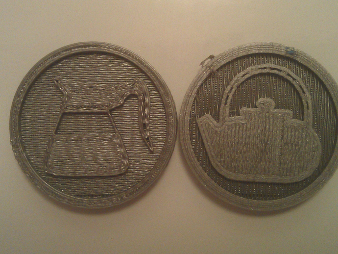 Coffee / tea coin
