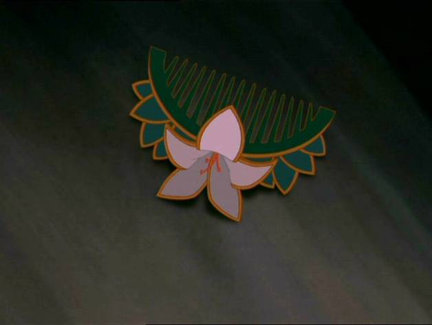 Hair Comb (From Mulan)