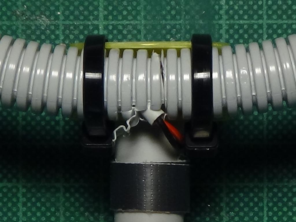 LED flap