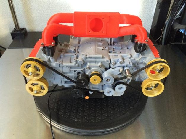 Subaru Engine Design Flaw