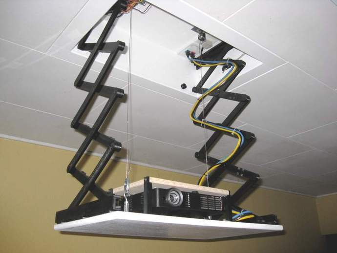 Scissor Lift Watch Dogs  Locations